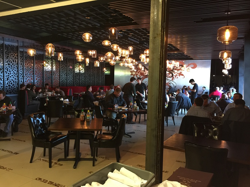 The Brand New Red Pearl Restaurant Opens Now Upgraded For 2017